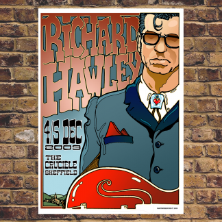 Richard Hawley - 2009 Sheffield Crucible
